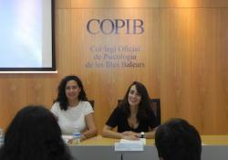 El COPIB acoge la presentación del estudio sobre las condiciones laborales de los profesionales de la psicología en el ámbito social de las Islas Baleares