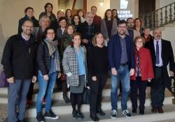 El COPIB participa en la reunión del Consell Municipal de Serveis Socials de l'Ajuntament de Palma
