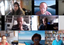 El COPIB participa en las reuniones del Área de Nuevas Tecnologías aplicadas a la Psicología del COP