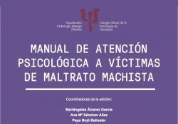 """Vocalia d'Igualtat i Gènere: Document d'interès: """"Manual d'atenció psicològica a víctimes de maltractament masclista"""""""