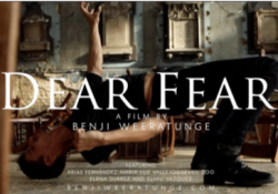 "CINEFÒRUM i TAULA RODONA: ""Dear fear"""