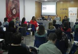 Reeixida presentació del llibre 'Neuropsicología forense', d'Amaya Nagore Casas