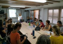 """Èxit de participació en els tallers de """"Prevenció del suïcidi"""" organitzats pel COPIB"""
