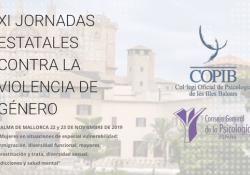 El COPIB posa en marxa el web de les XI Jornades Estatals contra la Violència de Gènere