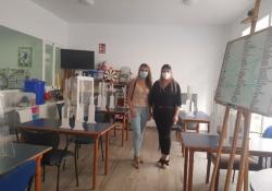 El COPIB i el Centre de dia per a gent gran Avante estudien col·laborar per a liderar un projecte d'atenció a familiars cuidadors a Mallorca