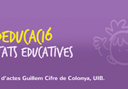 """ii Jornades de Coeducació """"Cap a la coeducació a les comunitats educatives"""""""