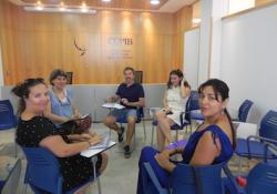 Reunión de los Grupos de Trabajo de Psicología de la Educación y del Área de Resolución de Conflictos en el Ámbito Familiar
