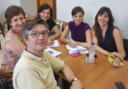 Celebrada a Oviedo la reunió dels grups interns de treball del Grup d'Igualtat i Gènere del Consell General de Psicologia