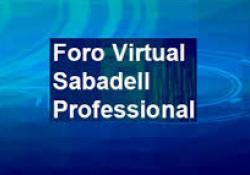 El COPIB participa en el Fòrum Virtual Sabadell per a Col·legis Professionals