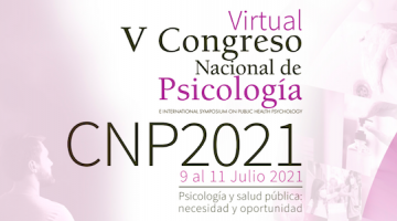 V Congreso Nacional de Psicología