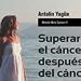 Donació del llibre 'Superar el cáncer después del càncer' per a la biblioteca del COPIB