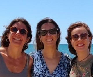 Maria Neus Estelrich Costa, Aina Sastre Buades y Olga Vicente Pérez